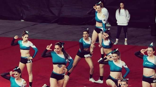 Intensity Elite Cheer and Dance ai Campionati Italiani di Cheerleading e Cheerdance