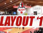 Knights Legnano playout 2019