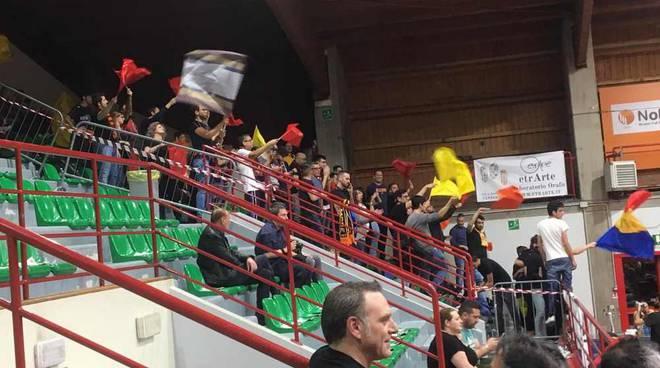 Knights Legnano-Virtus Roma 83-88