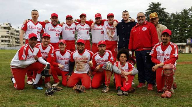 Legnano Baseball Serie C 2019