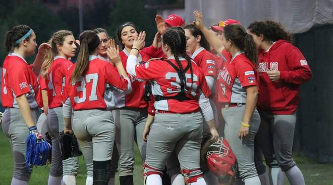 Legnano softball 2019