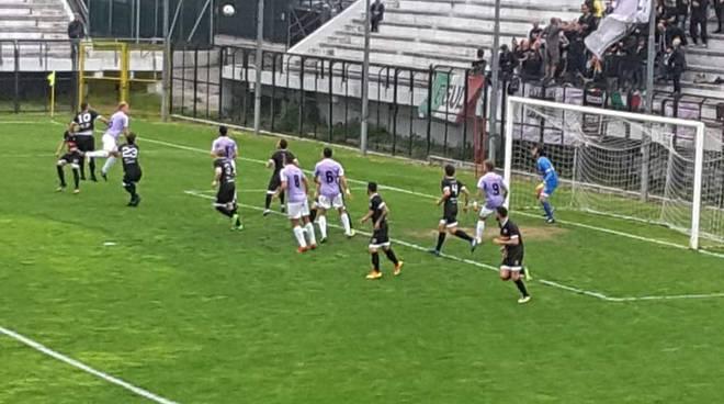 Legnano-Varesina 1-0