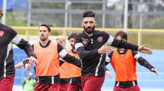 Milano City FC in allenamento