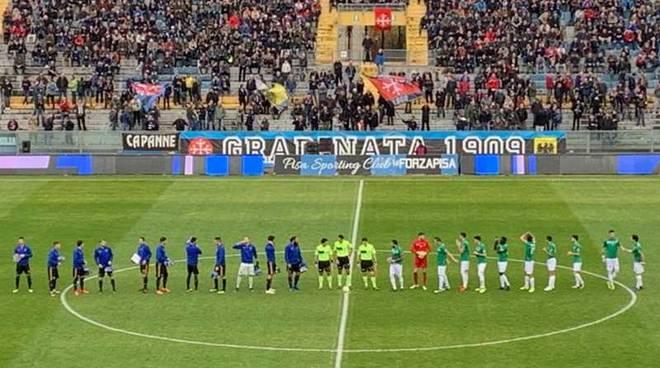Pisa-Pro Patria 0-2