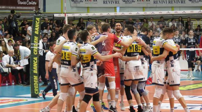 Revivre Axopower Milano-Azimut Leo Shoes Modena 1-3 (playoff)