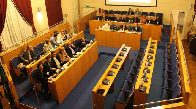 Sala Consiglio Palazzo Malinverni Legnano