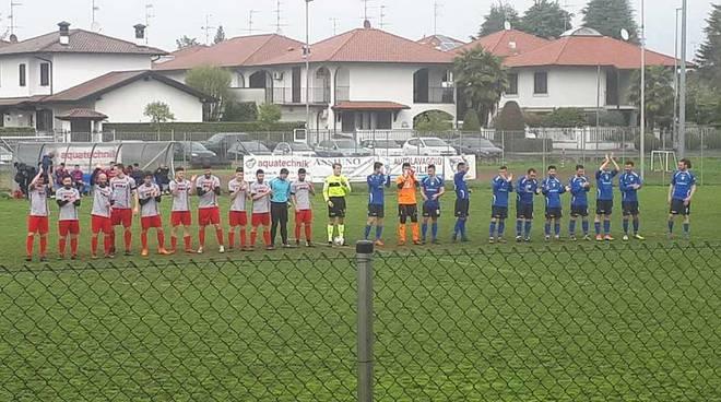 San Marco Busto Arsizio - Folgore Legnano 1-1
