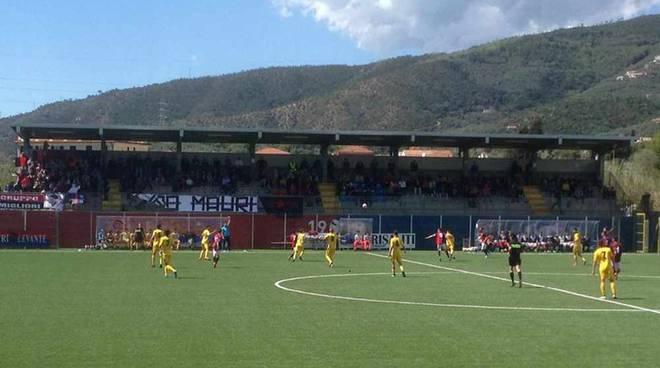 Sestri Levante-Inveruno 0-2