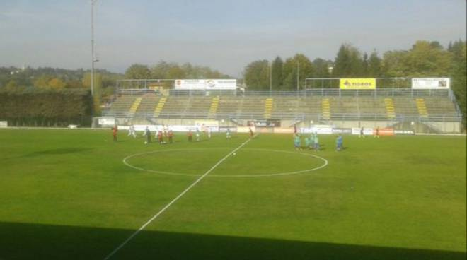 Stadio Felice Chinetti Solbiate Arno