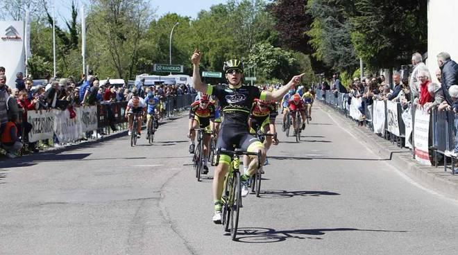 Tomas Trainini vince la 66a Coppa Caduti San Lorenzo