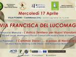 Via Francisca del Lucomagno presentata dalla Polisportiva WalkinGo