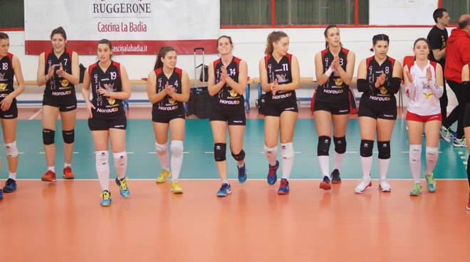 Volley 2.0 Enercom-GS Fo.Co.L. Legnano 3-1