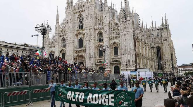 Adunata Alpina del Centenario Milano 2019