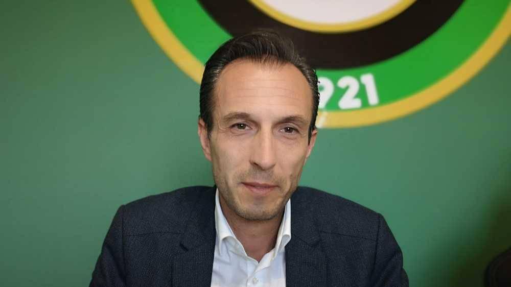 Alberto Affetti Presidente Castellanzese