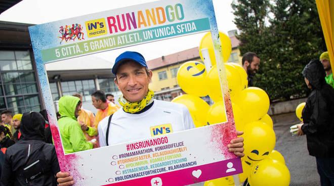 Alla PolimiRun anche l'Ironman Daniel Fontana