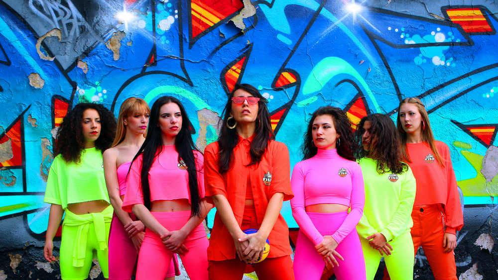 B.Crew è il dance team ufficiale della FISB