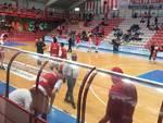 Bakery Piacenza - Axpo Legnano 84-88 II turno gara 2