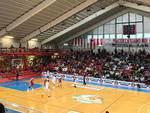 Bakery Piacenza - Knights Legnano 87-85 gara 1 II turno