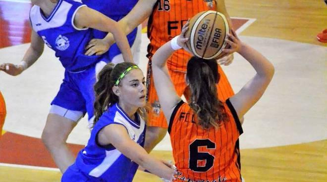 Basket Canegrate-OFG Giussano 70-60 gara 1