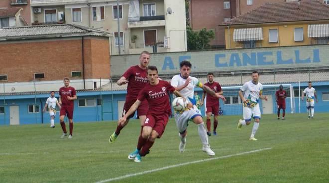 Canelli-Breno 0-1