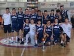 L'Under  14 ABA, TERZA ALLE FINALI REGIONALI