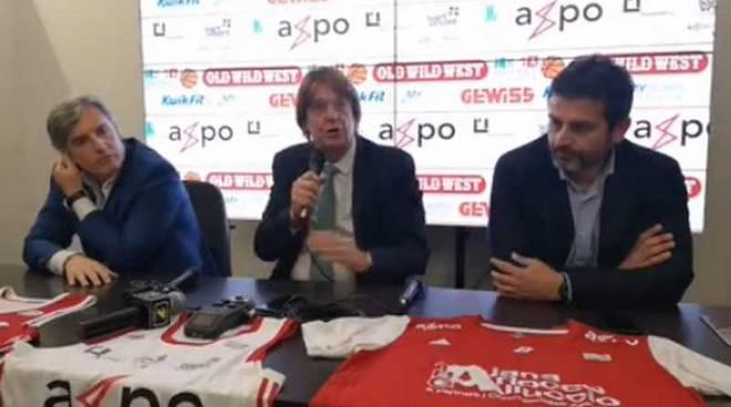 Conferenza stampa Knights Legnano