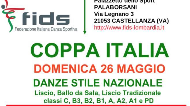 Coppa Italia Danza Sportiva