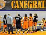 FCL Contract Canegrate-Pol. Comense 62-51 quarti di finale playoff regionali Basket femminile Under 18