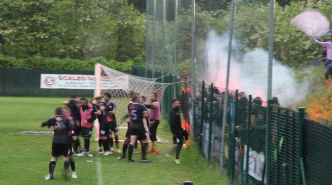 Fenegrò-Legnano 1-2 secondo turno playoff Eccellenza
