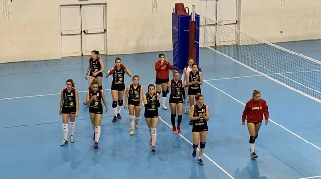 FoCoL Legnano-Agrate Motori Volley 0-3