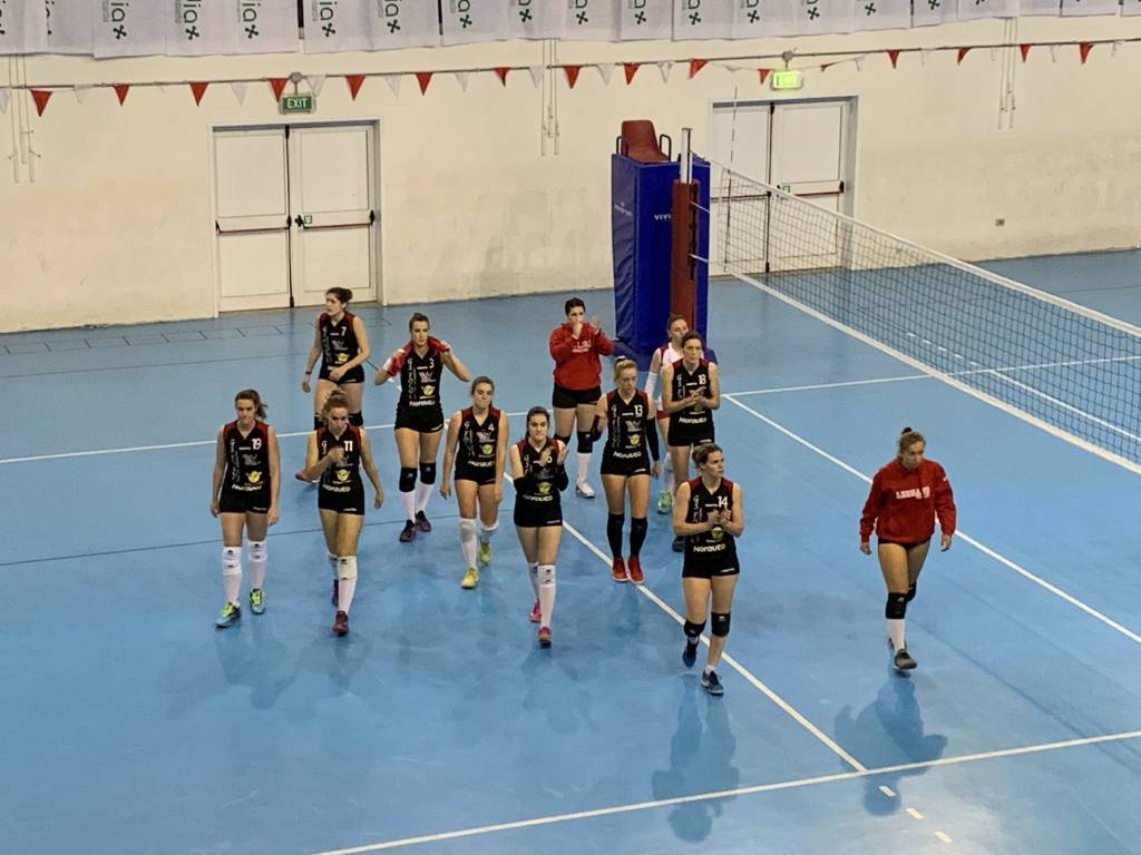 FoCoL Legnano-Agrate Motori Volley 0-3
