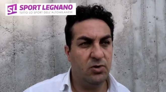 Giovanni Munafò Presidente A.C. Legnano