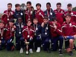 Il ParabiagoUnder 14 vince il XXVII° Torneo Città di Arenzano