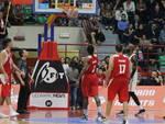 Knights Legnano-Bakery Piacenza gara 4
