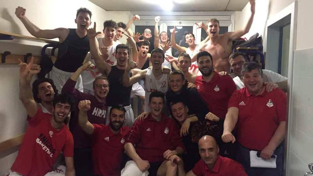 Knights Legnano Serie D vittoria playout