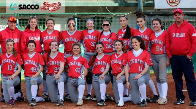 Legnano Softball Serie A2 2019
