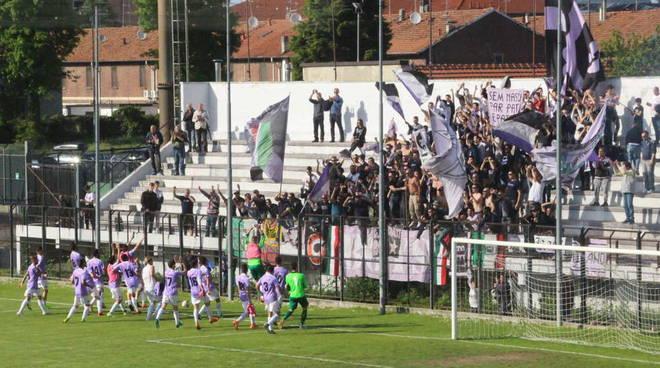 Legnano-Verbano 1-0 Playoff Primo Turno