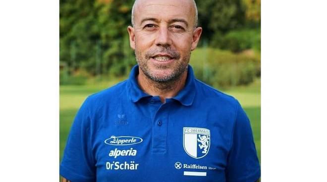 Luca Lomi allenatore FC Obermais