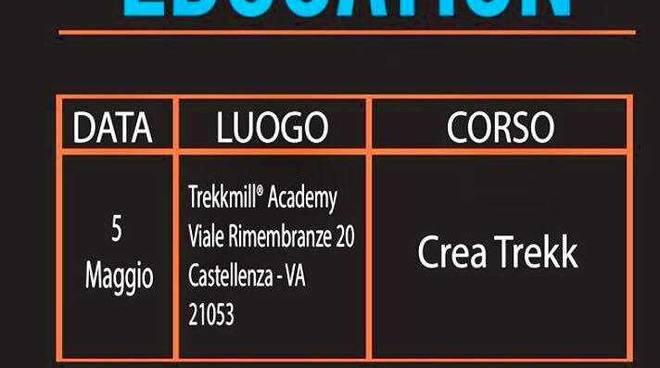 Music crea Trekk Centro Sportivo Trekkmill Athletic Academy