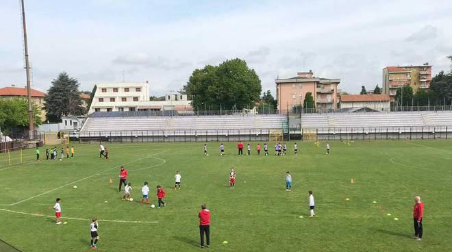 Open Day lilla Academy Legnano Calcio