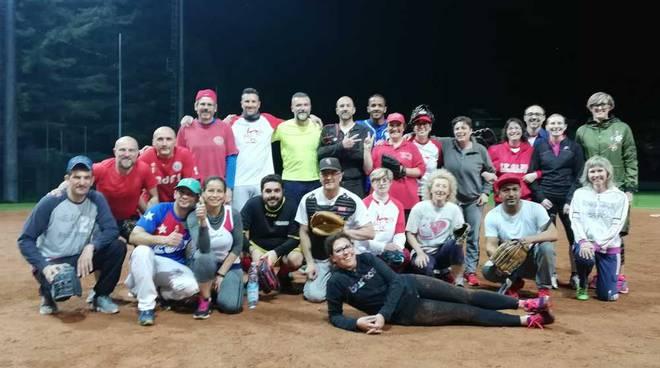 Partita genitori Legnano Baseball Softball