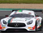 Pole e top-5 per Rovera a Misano su Mercedes