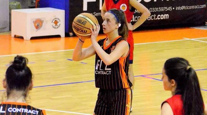 Quarti di Finale Play-Off Under 16 Basket Canegrate-Basket Trezzano 64-60