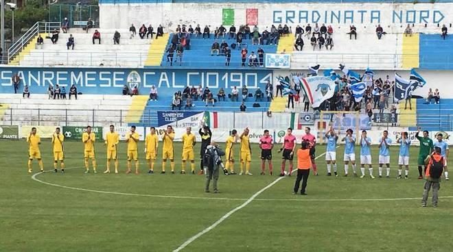 Sanremese-Inveruno 1-0 semifinali playoff serie D