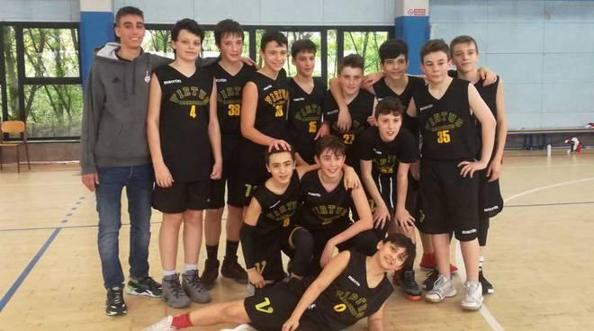 Torneo Nero-Arancio 2019 Under 13