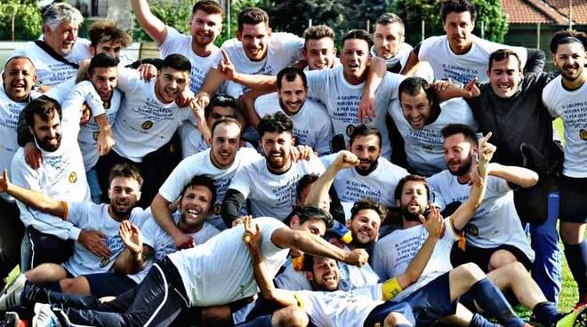 Villa Cortese promosso in Seconda Categoria