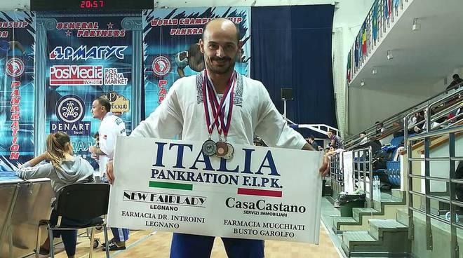 Vincenzo Barretta Pankration