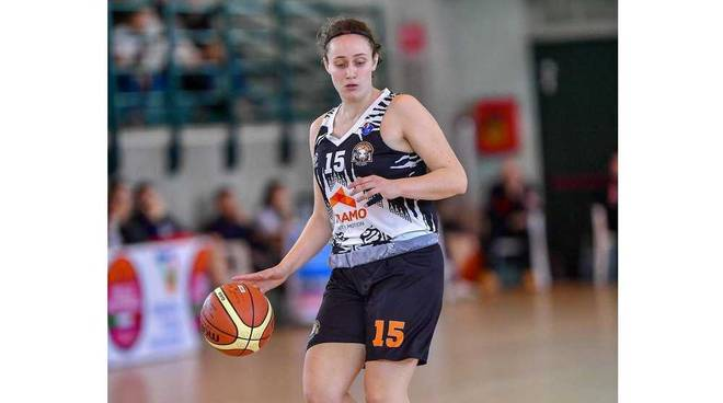 Alice Taverna Bulldog Basket Canegrate