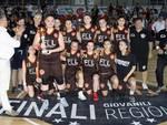 Basket Canegrate-Basket Team Crema 49-50 finale regionale Gold Under 16