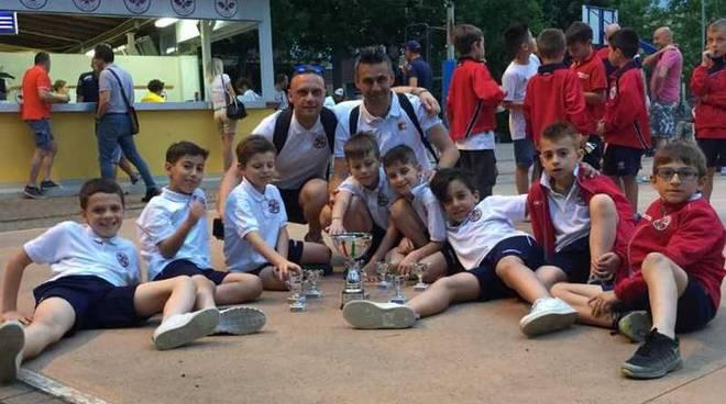 Busto 81 2010 torneo Jerago con Orago
